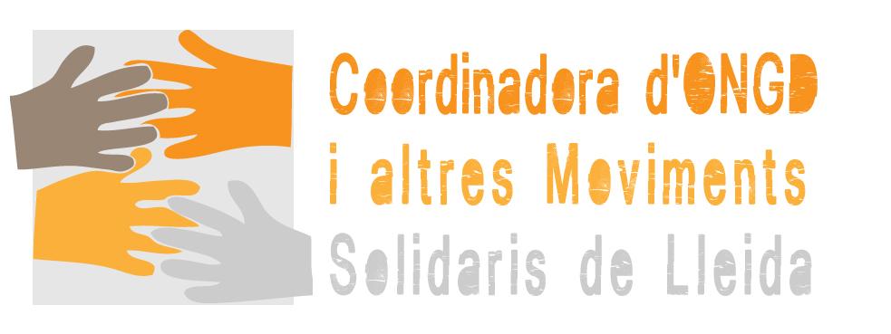 Coordinadora Lleida-Logo
