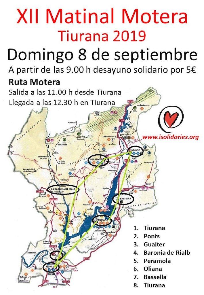 Ruta Motera Tiurana 2019