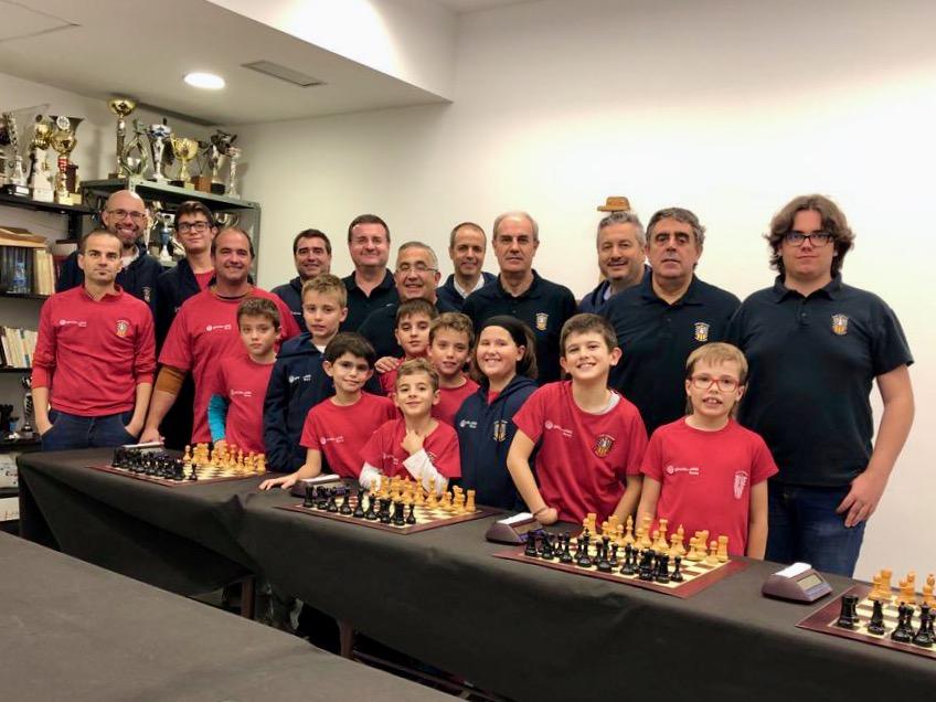Club d'Escacs Mollerussa