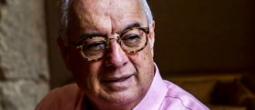 Henry Acosta és la figura clau en els Acords de Colòmbia-Foto Cèlia Atset