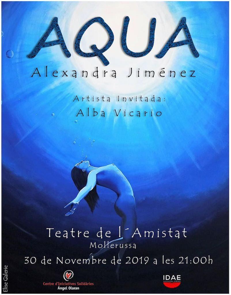 Espectacle Aqual al Teatre L'Amistat de Mollerussa-0