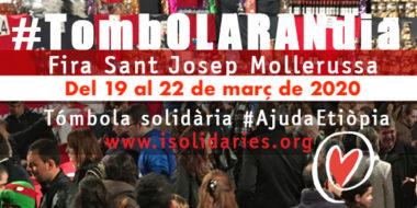 Cartell Tombolarandia 2020