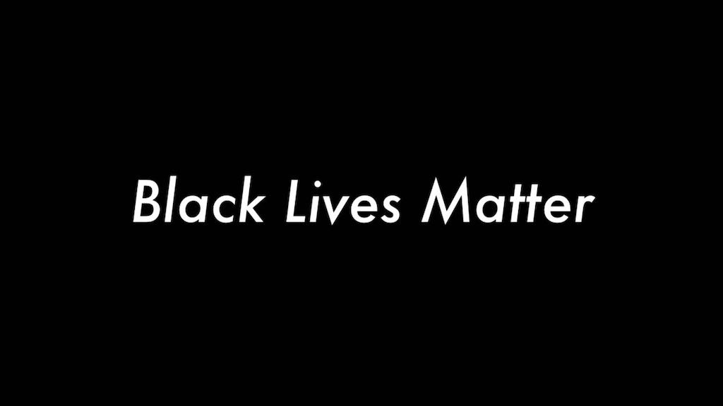 Black Lives Matter por Angel Olaran