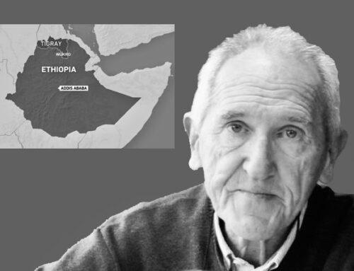 Ángel Olaran reflexiona sobre l'alarma de guerra a Etiòpia