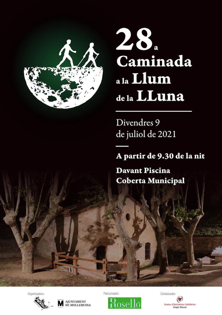 28a Caminada a la llum de la lluna a Mollerussa