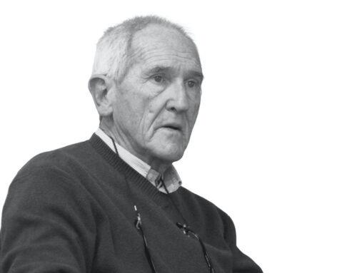 Ángel Olaran define el hombre -varón- como el causante de las desgracias de la humanidad