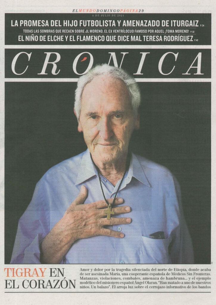 Cronica El Mundo-Angel Olaran-0