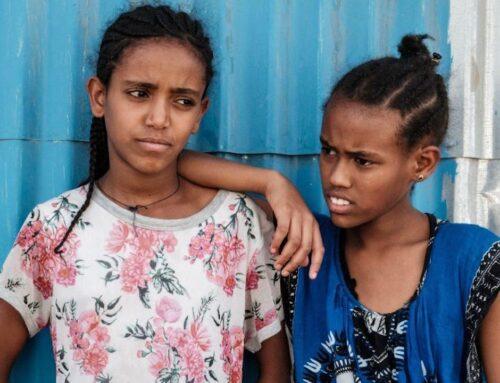 Tigraynecessita una intervenció immediata contra la fam